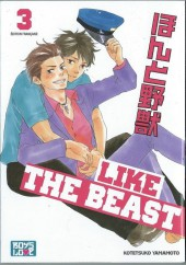 Like the Beast -3- Tome 3