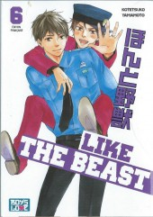 Like the Beast -6- Tome 6