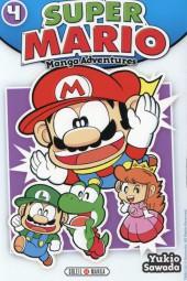 Super Mario - Manga Adventures -4- Tome 4