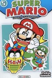 Super Mario - Manga Adventures -5- Tome 5