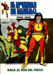 Hombre de Hierro (El) (Iron Man) Vol. 1 -27- Raga, el hijo del Fuego
