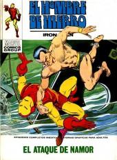 Hombre de Hierro (El) (Iron Man) Vol. 1 -28- El ataque de Namor