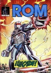 Rom -1- ¡Llegada!