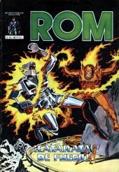 Rom -2- ¡Catarata de fuego!