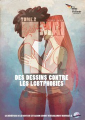 Projet 17 mai : 40 dessinateurs contre l'homophobie