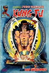 Kung-Fu (Master of Kung Fu) -5- Los dragones