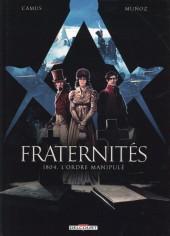 Fraternités -2- 1804, l'ordre manipulé