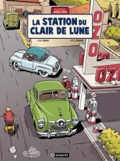 Jacques Gipar (Une aventure de) -6- La station du clair de lune