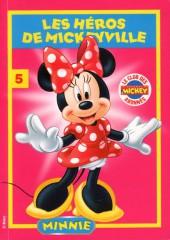 Les héros de Mickeyville -5- Minnie
