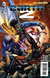 Earth 2 (2012) -26- The Kryptonian, Part Six