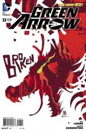 Green Arrow (2011) -33- Broken: Part 2