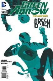 Green Arrow (2011) -34- Broken: Conclusion