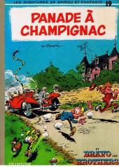 Spirou et Fantasio -19a1976- Panade à Champignac