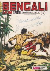 Bengali (Akim Spécial Hors-Série puis Akim Spécial puis) -46- Le mystère de l'île aux lianes