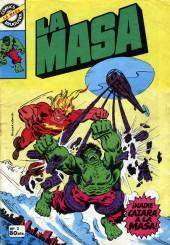 La masa (¡el increíble Hulk! - Bruguera) -2- ¡Nadie cazara a La Masa!