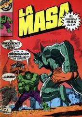 La masa (¡el increíble Hulk! - Bruguera) -3- (sans titre)