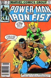 Power Man and Iron Fist (Marvel - 1978) -81- The Road to Halwan