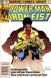 Power Man and Iron Fist (Marvel - 1978) -83- War Without End !