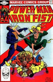 Power Man and Iron Fist (Marvel - 1978) -84- Revenge !