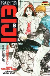 Psychometrer Eiji -3- Tome 3