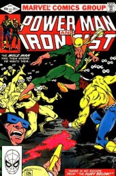 Power Man and Iron Fist (Marvel - 1978) -85- The Fury Below