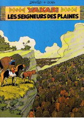 Yakari -13a96- Les Seigneurs des plaines