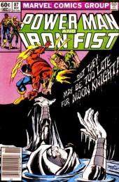 Power Man and Iron Fist (Marvel - 1978) -87- Heatwave