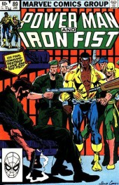 Power Man and Iron Fist (Marvel - 1978) -89- To Honor...To Die !