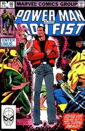 Power Man and Iron Fist (Marvel - 1978) -90- The Untouchable!
