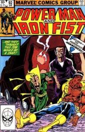 Power Man and Iron Fist (Marvel - 1978) -92- Riding Shotgun!