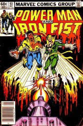 Power Man and Iron Fist (Marvel - 1978) -93- The Chemistro Connection!