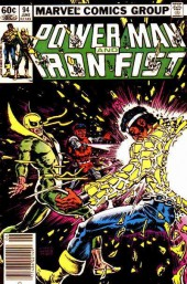 Power Man and Iron Fist (Marvel - 1978) -94- Heart of Glass