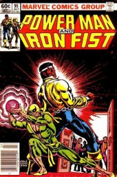 Power Man and Iron Fist (Marvel - 1978) -95- Members of the Wedding!
