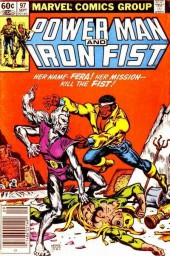 Power Man and Iron Fist (Marvel - 1978) -97- The Coming of the She-Beast!