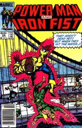 Power Man and Iron Fist (Marvel - 1978) -98- Peril from the Past!