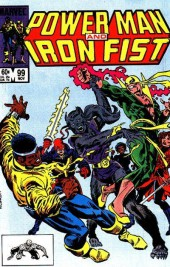 Power Man and Iron Fist (Marvel - 1978) -99- This Deadly Secret...