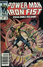Power Man and Iron Fist (Marvel - 1978) -100- Soul games!
