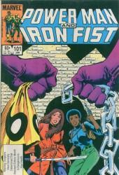 Power Man and Iron Fist (Marvel - 1978) -101- Slipaway