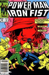 Power Man and Iron Fist (Marvel - 1978) -102- The Scarlet Planet