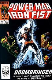 Power Man and Iron Fist (Marvel - 1978) -103- Doombringer