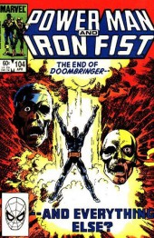 Power Man and Iron Fist (Marvel - 1978) -104- The Armageddon Game