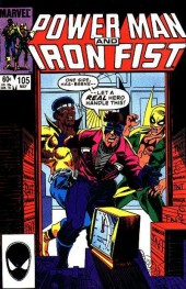 Power Man and Iron Fist (Marvel - 1978) -105- Competition !