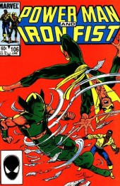 Power Man and Iron Fist (Marvel - 1978) -106- ...And an Ill Wind Shall Come !