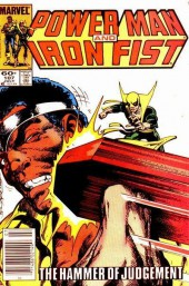 Power Man and Iron Fist (Marvel - 1978) -107- The Hammer of Judgement