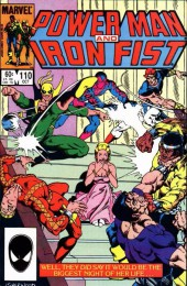 Power Man and Iron Fist (Marvel - 1978) -110- O Deadly Debutante !