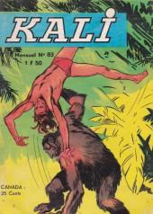 Kali -83- Mon ami Kim