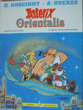 Astérix (en latin) -28- Astérix orientalis