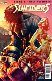 Suiciders (2015) -2- Issue 2