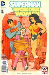 Superman/Wonder Woman (2013) -18- Issue 18