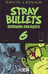 Stray Bullets: Sunshine & Roses (2015) -6- Monster problem